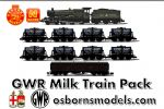 Osborns / Dapol Exclusive GWR  Milk Train
